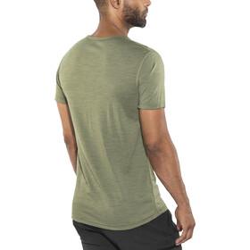 Devold Breeze T-Shirt Herren lichen melange